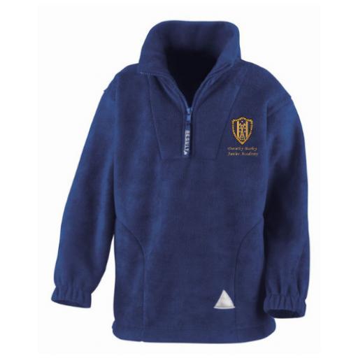 Dorothy Barley Junior Academy 1/4 Zip Fleece