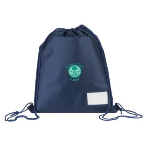 Market Field School Standard PE Bag