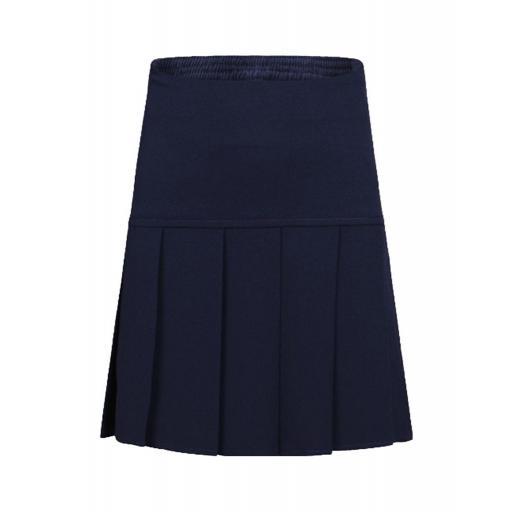 Fan Pleat Skirt