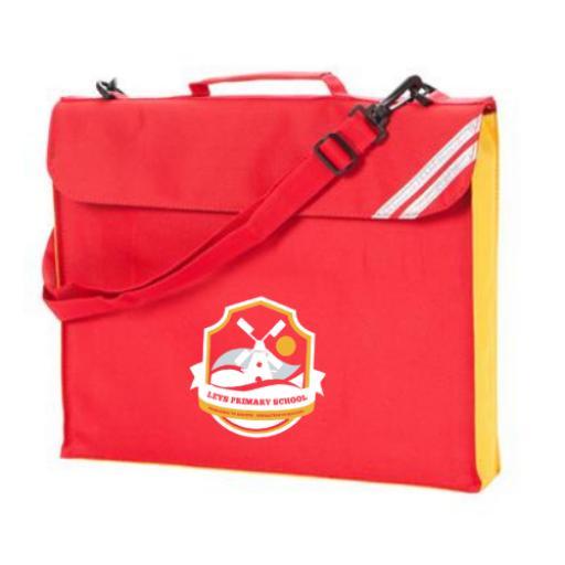 Leys Primary School Deluxe Bookbag
