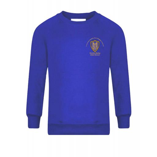 Dorothy Barley Infants School Sweatshirt