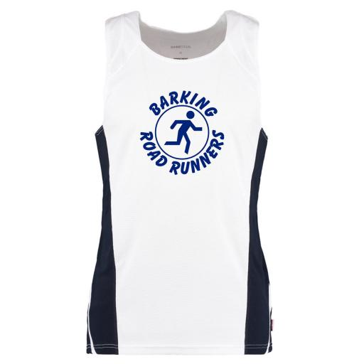 Barking Road Runners Cooltex Sports Vest