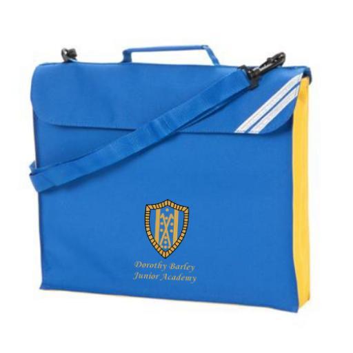 Dorothy Barley Junior Academy Deluxe Bookbag