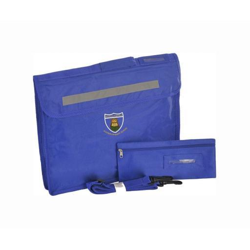 Godwin Primary School Deluxe Bookbag