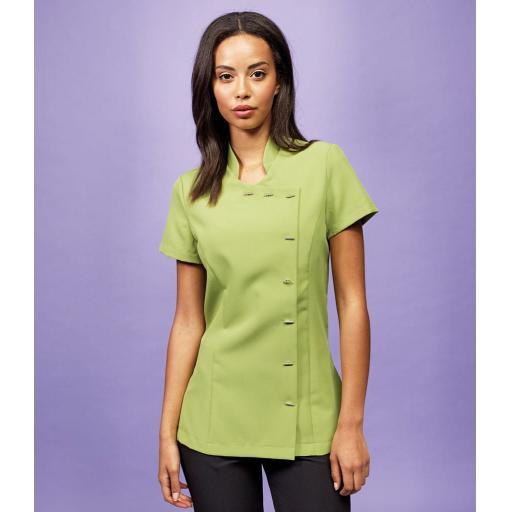 Ladies Short Sleeve Tunic - Including Personalisation