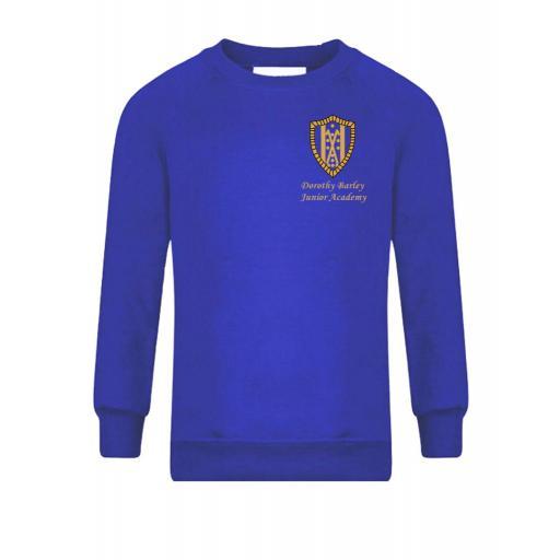 Dorothy Barley Junior Academy Sweatshirt