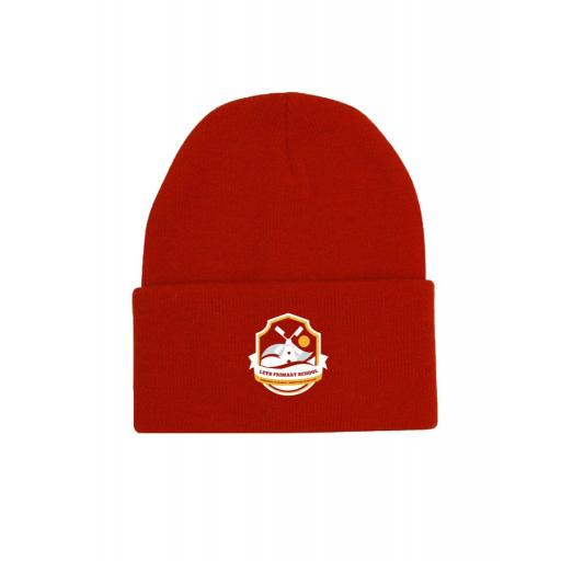 Leys Primary School Winter Hat