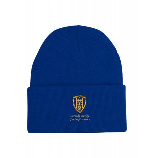 Dorothy Barley Junior Academy Winter Hat