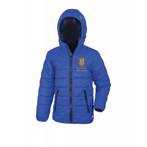 Dorothy Barley Junior Academy Puffa Jacket