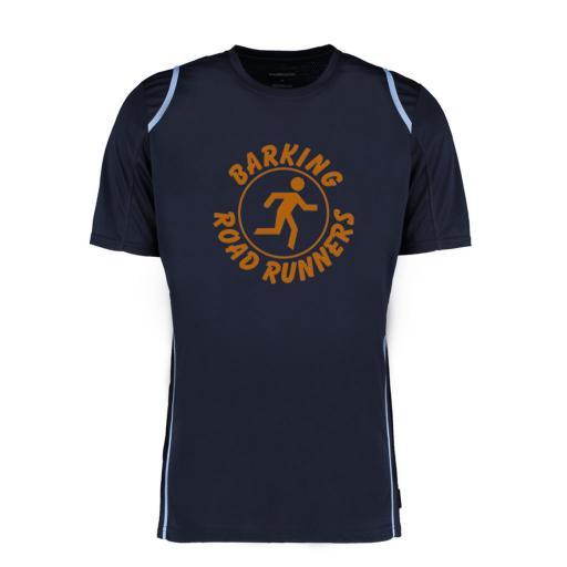 Barking Road Runners Cooltex Ladies Sports T-Shirt