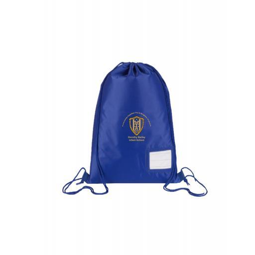 Dorothy Barley Infants School Standard PE Bag