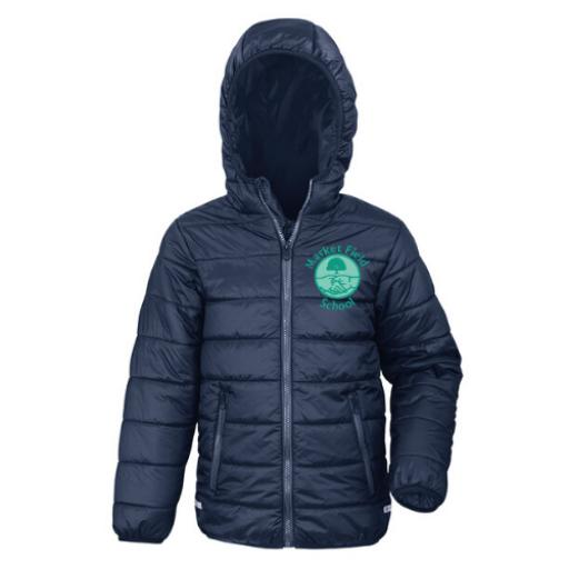Market Field School Puffa Jacket