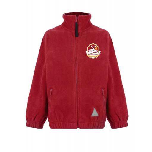 Leys Primary School Fleece
