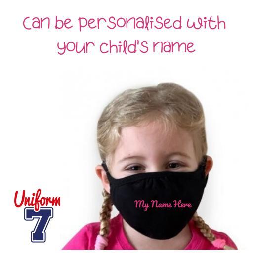 Eco Performance Reusable Children's Face Mask