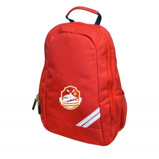 Leys Primary School Mini Backpack