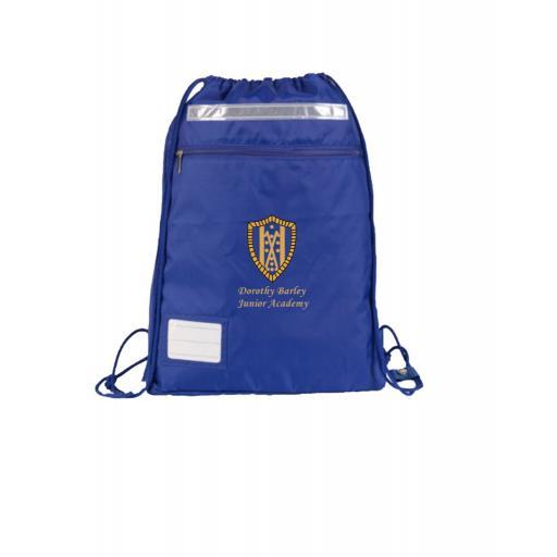Dorothy Barley Junior Academy Deluxe PE Bag
