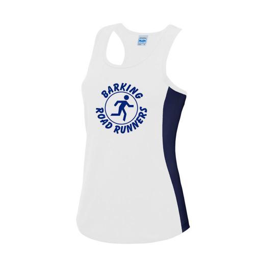 Barking Road Runners Cooltex Ladies Sports Vest