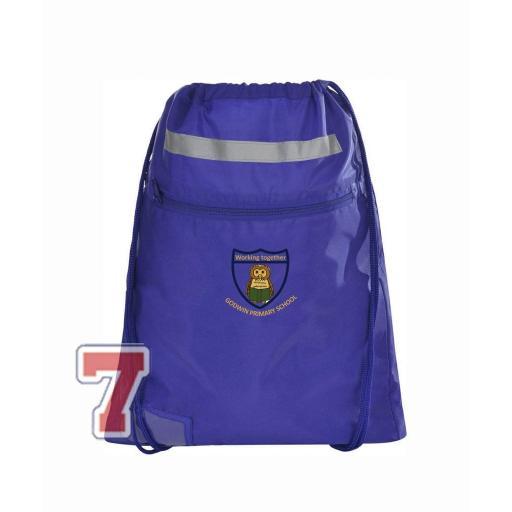 Godwin Primary School Deluxe PE Bag