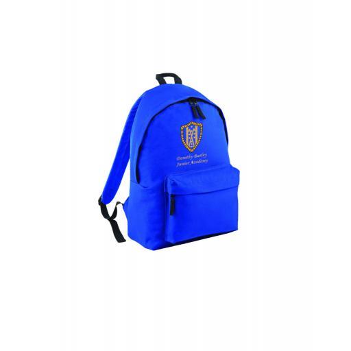 Dorothy Barley Junior Academy School BackPack