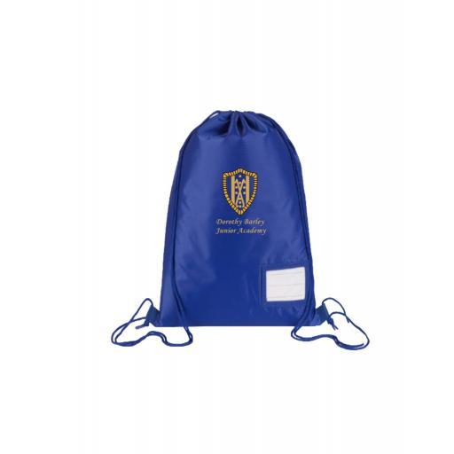 Dorothy Barley Junior Academy Standard PE Bag