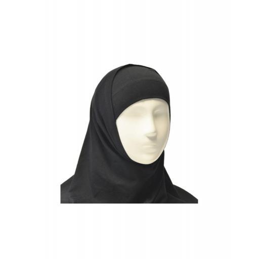 Black Hijab
