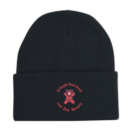 St Osyth Pre School and Day Nursery Winter Hat