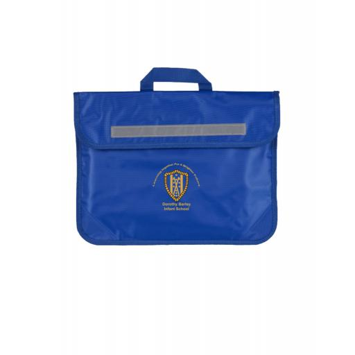 Dorothy Barley Infants School Standard Bookbag