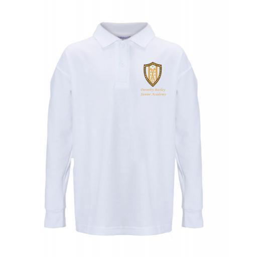 Dorothy Barley Junior Academy Long Sleeve Polo Shirt