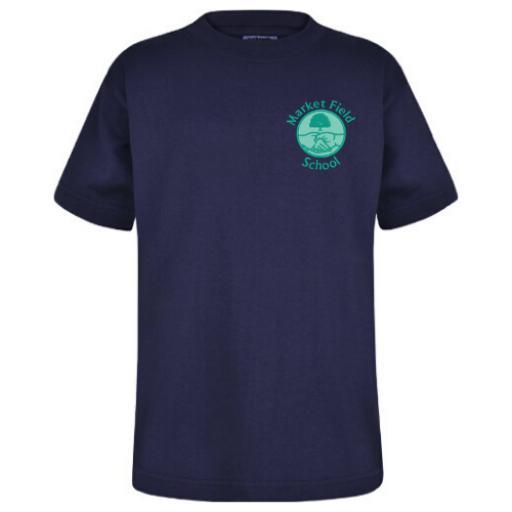 Market Field School T-Shirt