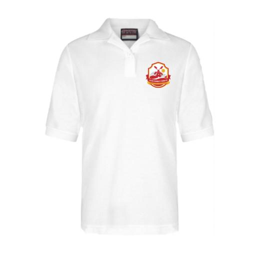 LEYS GIRLS POLO WHITE.png